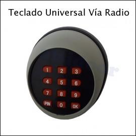 Teclado Universal Via Radio