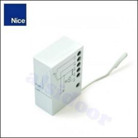 TTDMS centralita de mando con receptor radio integrado