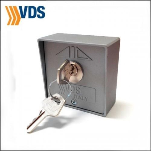Cerradura VDS de dos contactos electricos