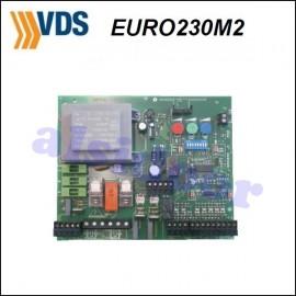 Cuadro de control EURO 230M2 con receptor para 2 motores batientes