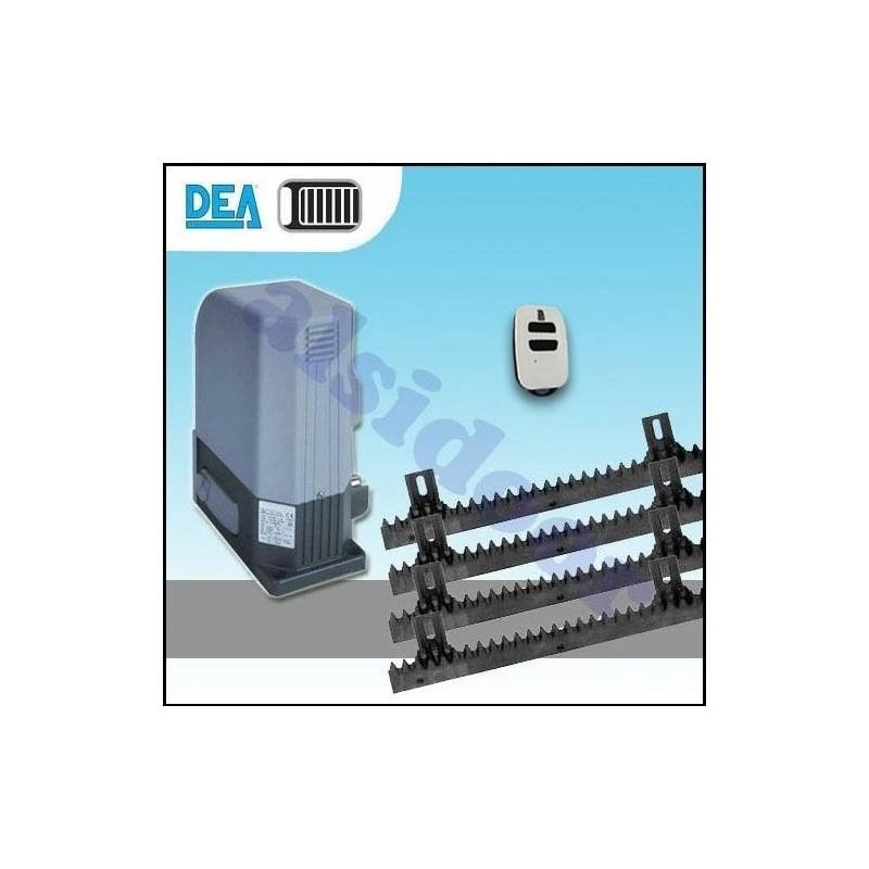 Comprar motor puerta corredera dea 800 sesr para puertas - Kit para puerta corredera ...