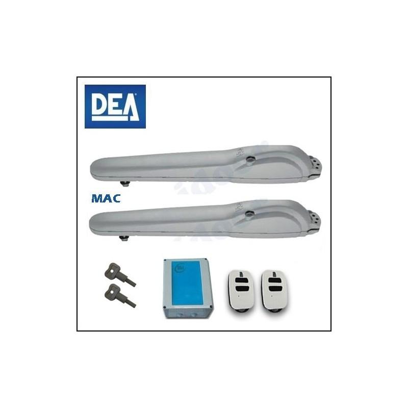 Comprar kit para puertas batientes o abatibles alsidoor automatismos - Motor puerta batiente 2 hojas ...