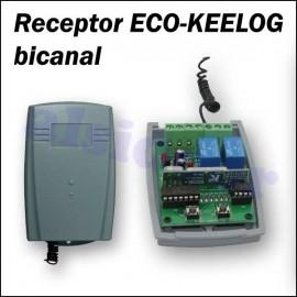 RECEPTOR BICANAL UNIVERSAL ECO-KEELOG