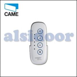 WAGNER 5 CAME, de 5 canales, mando a distancia para persianas y toldos.