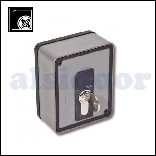 Cerradura Wallkey KS PUJOL de dos contactos electricos