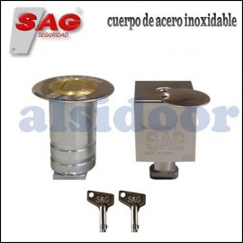 Cierre seguridad SAG CP2 para puerta enrollable metalica