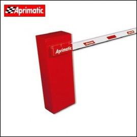 Barreras automaticas Aprimatic para control de paso de vehiculos