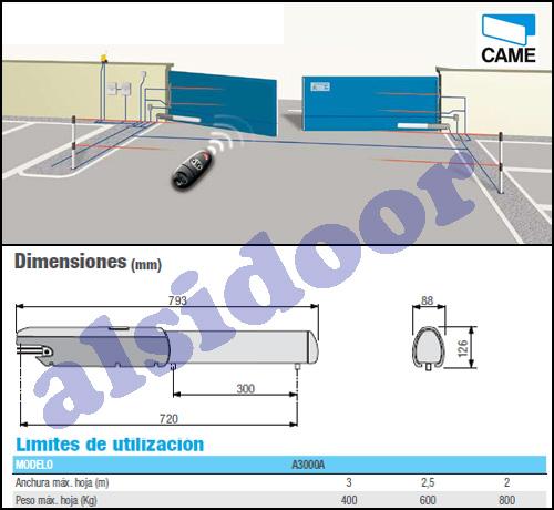 instalacion-y-medidas-motor-batiente-CAME-ATI