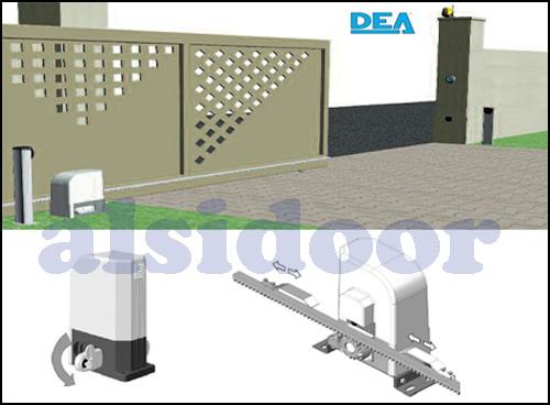 motor para puerta corredera DEA