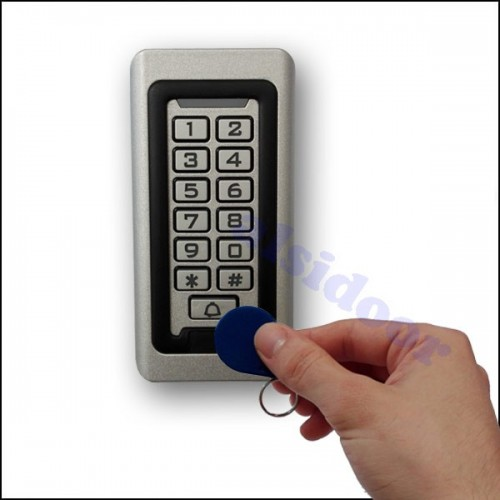 Teclado numérico con proximidad RFID AB-TEC