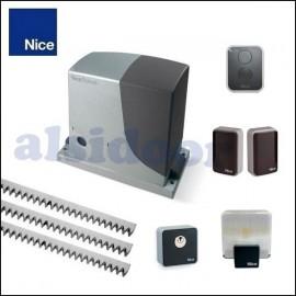NICE ROBUSKIT 400-600 Motor para puertas corredera de hasta 400-600kg