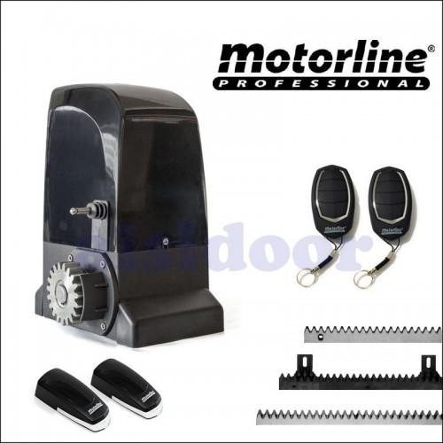 Kit corredera slide motorline para puertas automaticas de - Motor puerta garaje precio ...