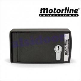Desbloqueo exterior Motorline con o sin pulsador