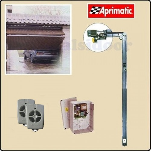 Kit Automatismo MR300 Aprimatic- puerta basculante contrapesada