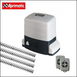 KIT Motor AT 120 APRIMATIC para puerta corredera de hasta 1200kg