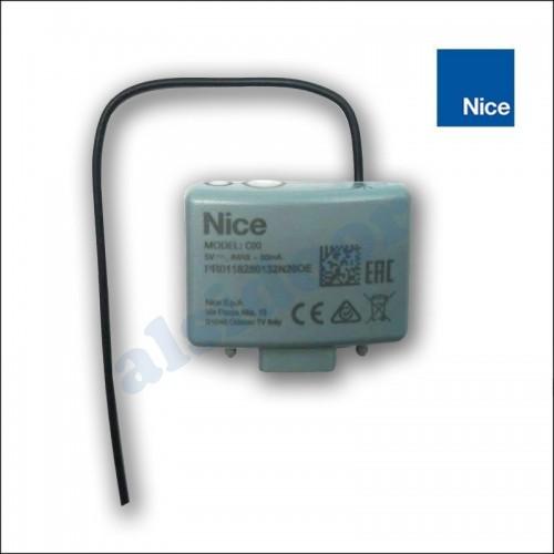 Receptor enchufable NICE - OXI