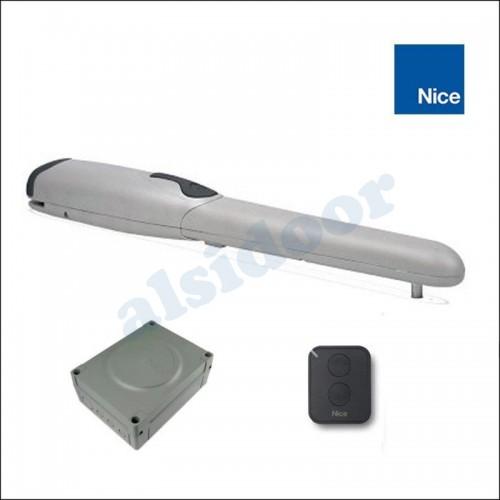 KIT NICE WINGO3524 para puerta batiente 1 hoja hasta 3,5m