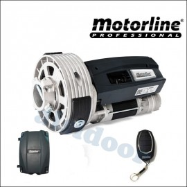 KIT Motorline 160Nm enrollable, con mando a distancia