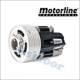 Motor ROLLING 360SP para puertas enrollables Motorline elevación 160 Kg. Con electrofreno