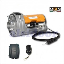 KIT ACM 170Nm enrollable, con mando a distancia
