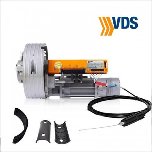 Motor para puerta enrollable TONDO VDS elevación 180 Kg. Con electrofreno