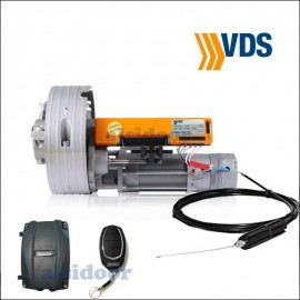 KIT VDS TONDO 170Nm enrollable, con mando a distancia