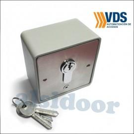 Cerradura VDS de dos contactos 198/ECO