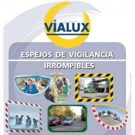 ESPEJOS DE TRAFICO Y VIGILANCIA VIALUX IRROMPIBLES - modelos