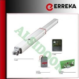kit motor abatible VUA31LB Erreka, hasta 4 m. uso intensivo
