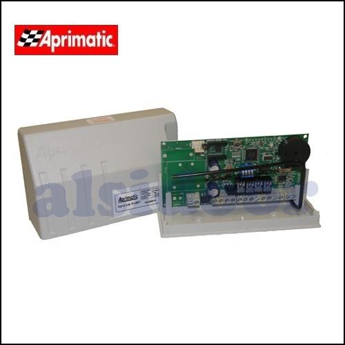 Receptor Aprimatic RX4 de cuatro canales, alimentación 24v