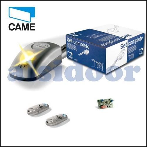 KIT Motor Basculante CAME VER 500N mando a distancia