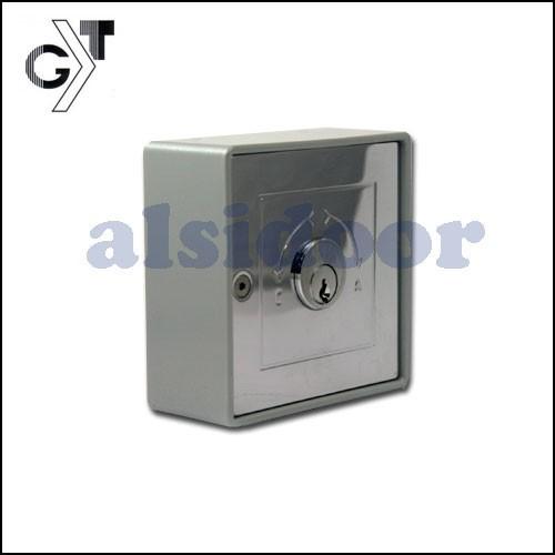 Cerradura GT de dos contactos electricos