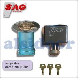 Dispositivo seguridad SAG BB8 para puerta metalica enrollable