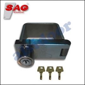 Cierre SAG FCL 75 de seguridad para puerta de ballesta y cancela