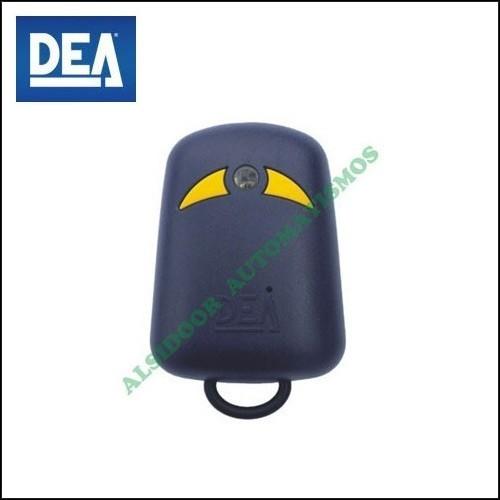 Mando a distancia DEA bicanal (dip-swicht)