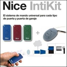 IntiKit Nice, 3 Mandos a distancia + 1 receptor bicanal