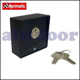 Cerradura de dos contactos electricos PM12 Aprimatic