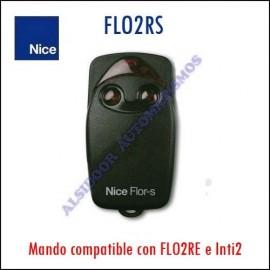 Mando a distancia NICE FLO2R-S bicanal