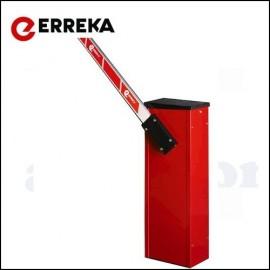 Barreras automaticas ERREKA para parkings de vehiculos
