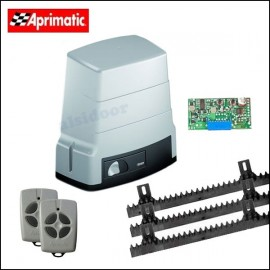 KIT Motor ONDA 600 APRIMATIC para corredera de hasta 600kg. Uso residencial