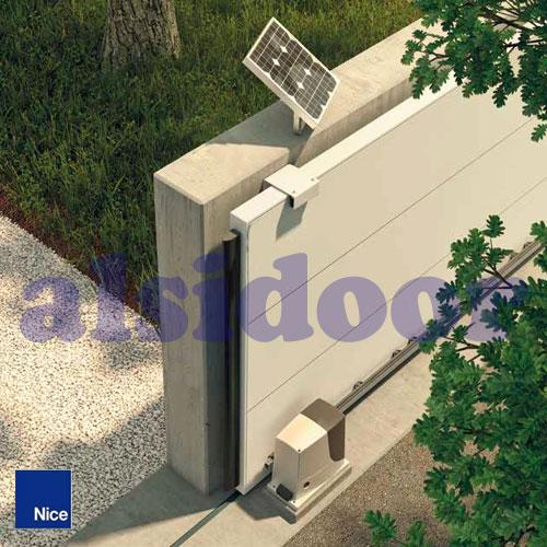 KIT-MOTOR-NICE-ROBUS-alimentacion-SOLAR-puerta-corredera